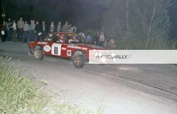 Rally Alto Appennino Bolognese 1978 - Bersani