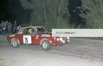 Rally Alto Appennino Bolognese 1978 - Forghieri