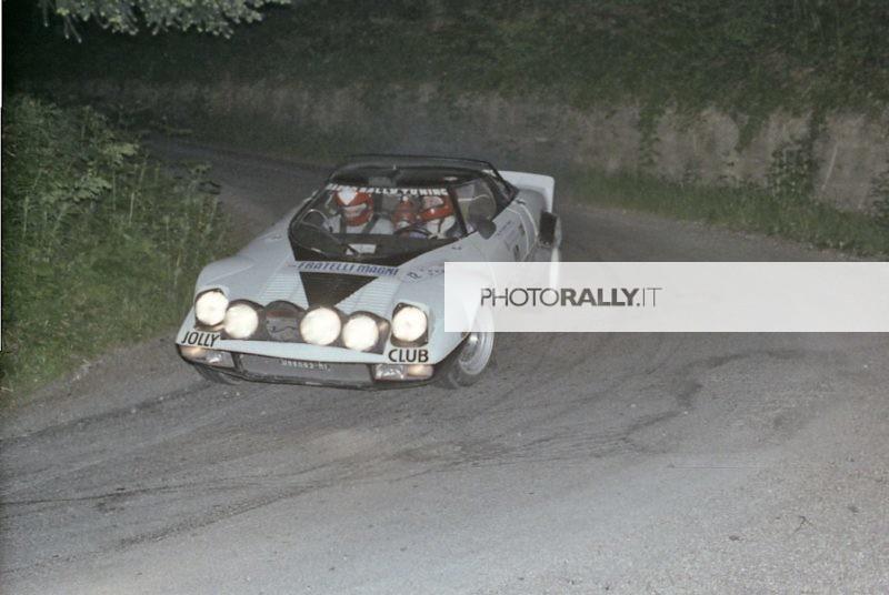 Rally Alto Appennino Bolognese 1978 - Sioli