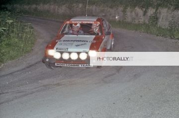 "Rally Alto Appennino Bolognese 1978 - ""Nico"""