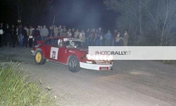 Rally Alto Appennino Bolognese 1978 - Tinivella
