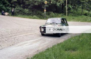 Rally Alto Appennino Bolognese 1978 - Manfredini