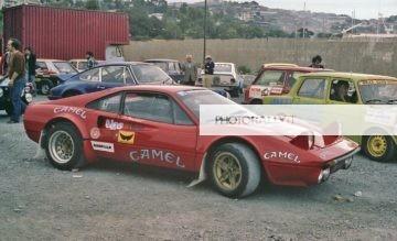 Sanremo 1978 - (Ferrari di Raffaele Pinto)