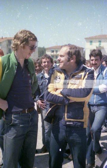 Elba 1977 - Rohrl & Blomqvist