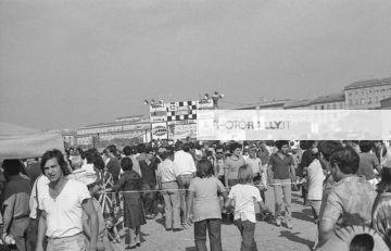 Coppa Liburna 1978 - PARTENZA PILOTI