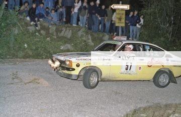 Rally del Carso 1981 - Luise
