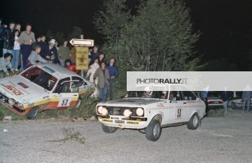 Rally del Carso 1981 - Fassina