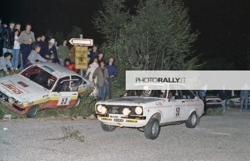Rally del Carso 1981 - Fassina