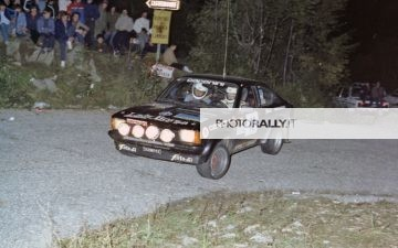 Rally del Carso 1981 - Busolini