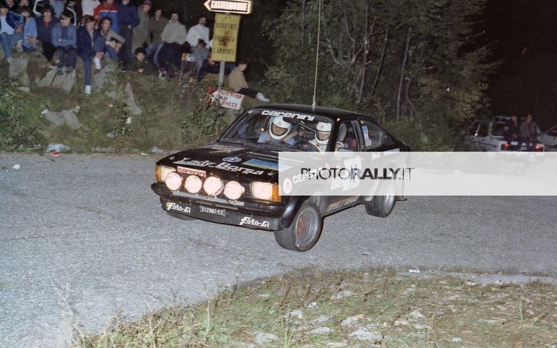 Rally del Carso 1981 - Busolini