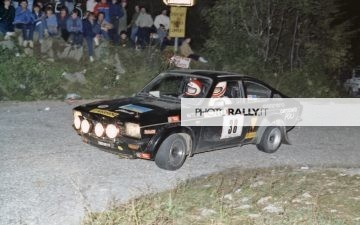 Rally del Carso 1981 - Lieto