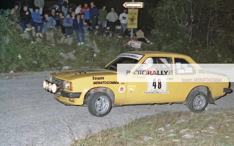 Rally del Carso 1981 - Grassetto