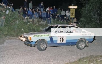 Rally del Carso 1981 - Baschirotto
