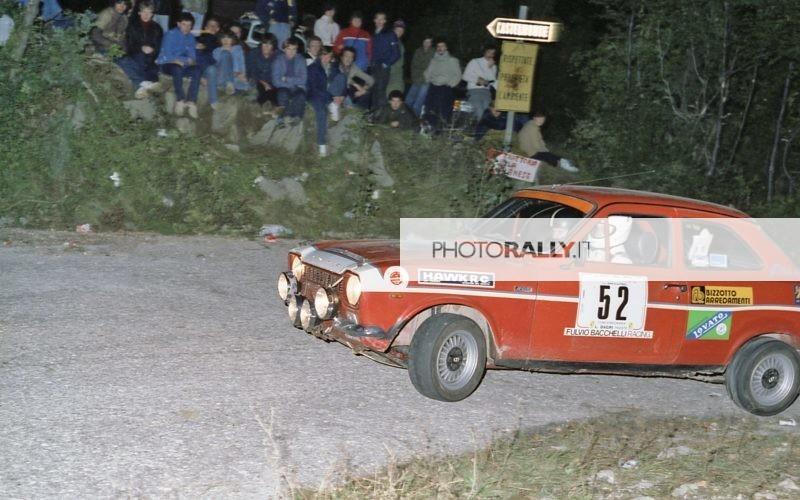 Rally del Carso 1981 - Dal Ziglio