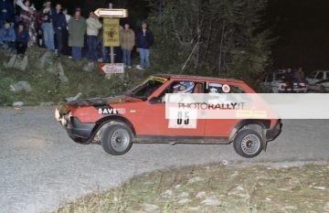 Rally del Carso 1981 - Pasetti