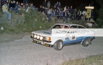 Rally del Carso 1981 - Lorenzetto