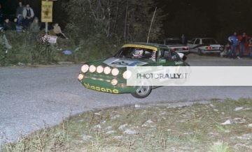 Rally del Carso 1981 - Antonutti