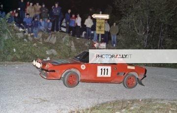 Rally del Carso 1981 - Antolini