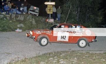 Rally del Carso 1981 - Vivaldi