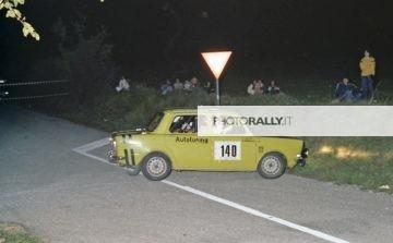 Rally del Carso 1981 - Agricola