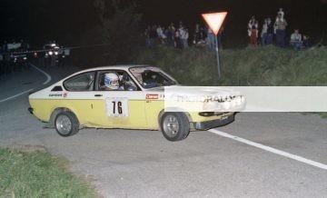 Rally del Carso 1981 - Visentin