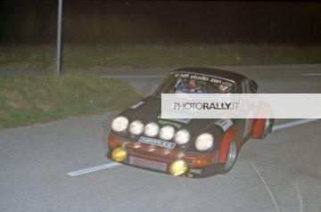 Rally del Carso 1981 - Drago