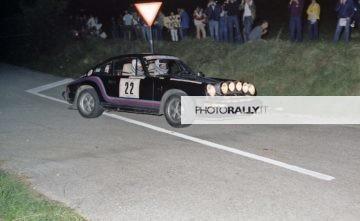 "Rally del Carso 1981 - ""Giani"""