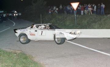 Rally del Carso 1981 - Costenaro
