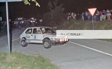 Rally del Carso 1981 - Zini