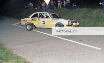 Rally del Carso 1981 - Bariani