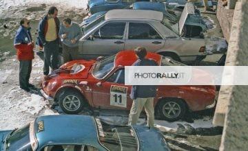 A.S. Raduno Alpine Renault Cortina D'ampezzo 1988 - Bigatti A.