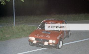 Rally del Carso 1981 - Viscidi
