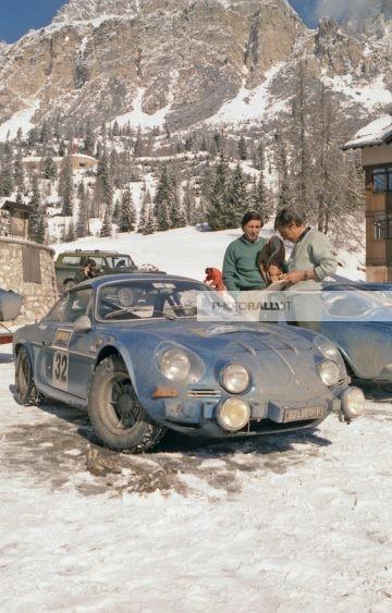 A.S. Raduno Alpine Renault Cortina D'ampezzo 1988 - Caprioglio G.