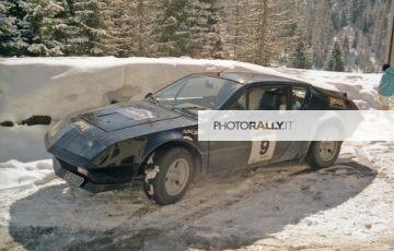 A.S. Raduno Alpine Renault Cortina D'ampezzo 1988 - Baggi L.