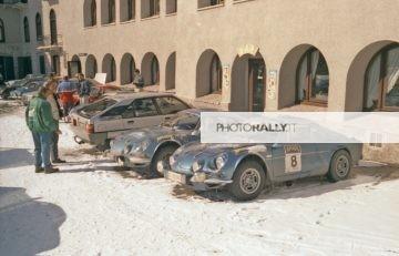 A.S. Raduno Alpine Renault Cortina D'ampezzo 1988 - Benoni F.
