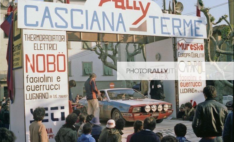 Casciana Terme 1978 - Orlandini
