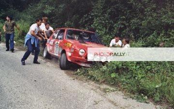 Piancavallo 1981 - Volpato