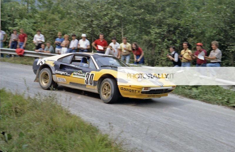 Piancavallo 1981 - Venturato