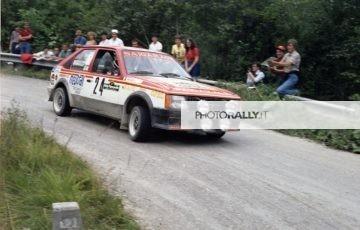 "Piancavallo 1981 - ""Micky"""
