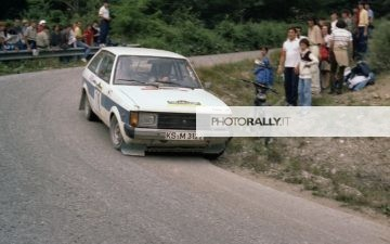 Piancavallo 1981 - Brede