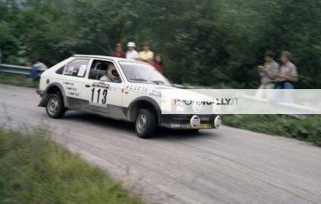 Piancavallo 1981 - Ferrari