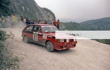Piancavallo 1981 - Manfrin
