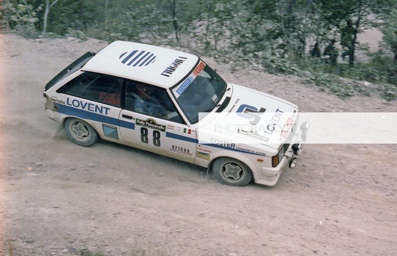 Piancavallo 1981 - Carli