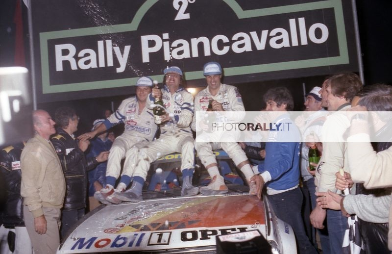 "Piancavallo 1981 - ""Tony"""