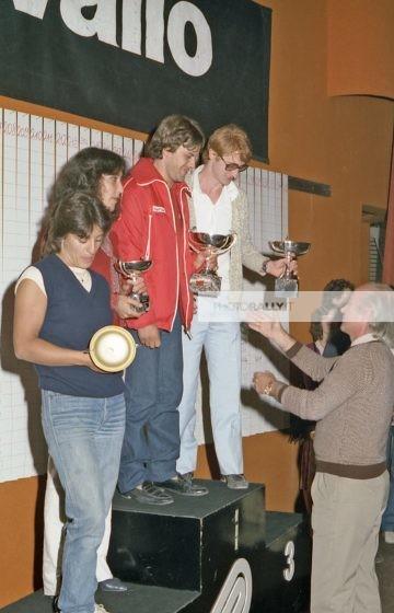 Piancavallo 1981 - PREMIAZIONE
