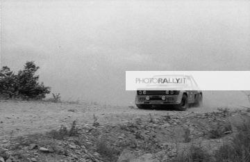 4 Regioni 1976 - Pianta
