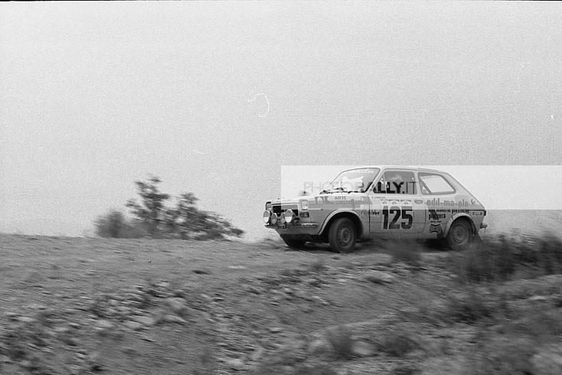 4 Regioni 1976 - Ferrari