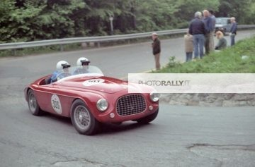 A.S. Mille Miglia 1993 - Mergard