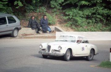 A.S. Mille Miglia 1993 - Tomasetti