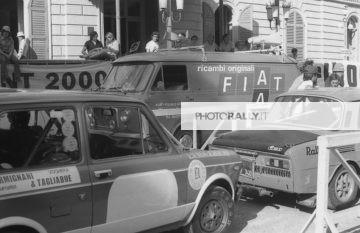 4 Regioni 1976 - RICAMBI FIAT